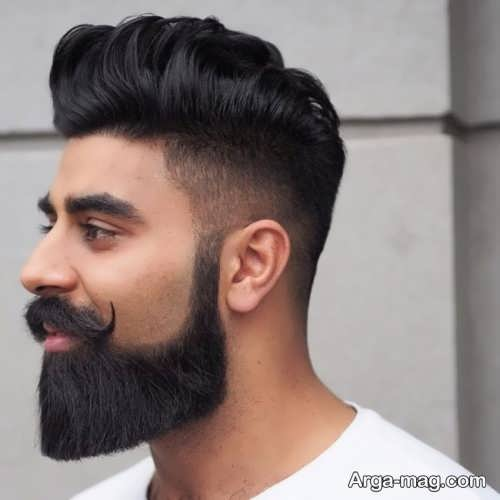 مدل ریش بلند و جذاب مردانه