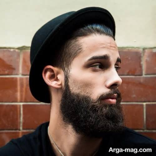 مدل ریش خاص و جذاب مردانه