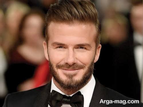 مدل ریش خاص و زیبا مردانه