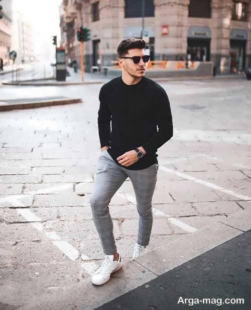 جدید ترین مدل لباس اسپرت مردانه