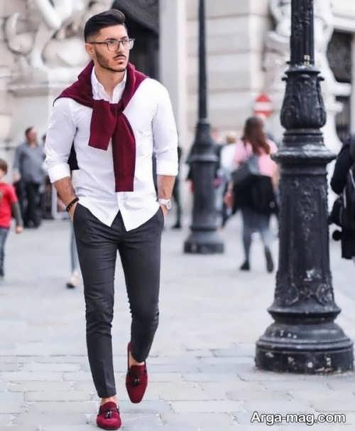 مدل های جدید لباس مردانه مجلسی و اسپرت