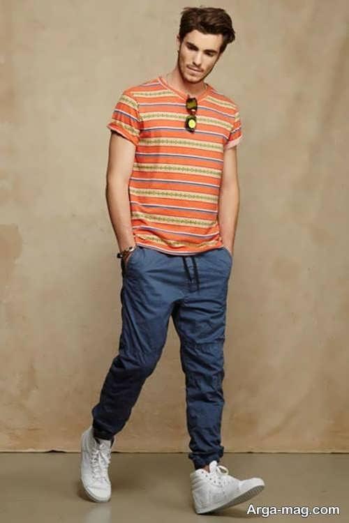 مدل لباس اسپرت مردانه جدید