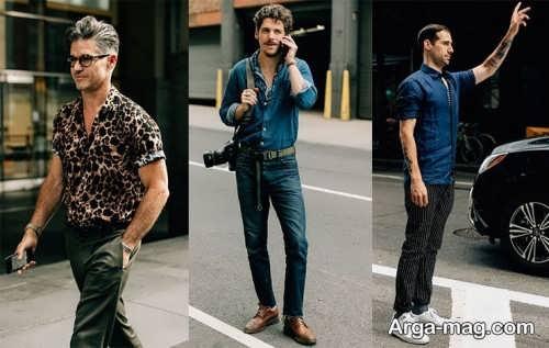 شیک ترین ست لباس مردانه