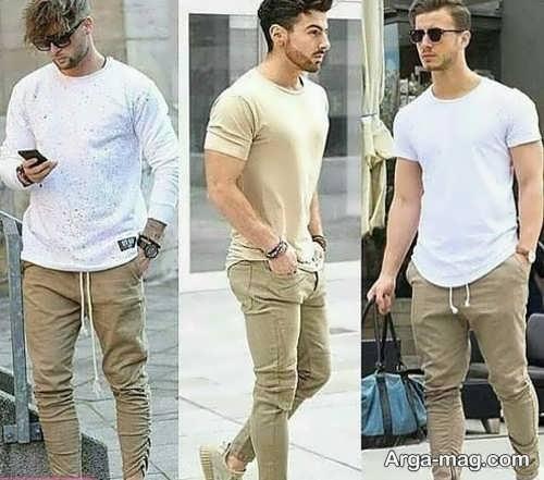شیک ترین مدل های لباس اسپرت مردانه