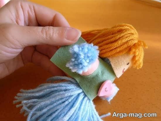 عروسک کاموایی
