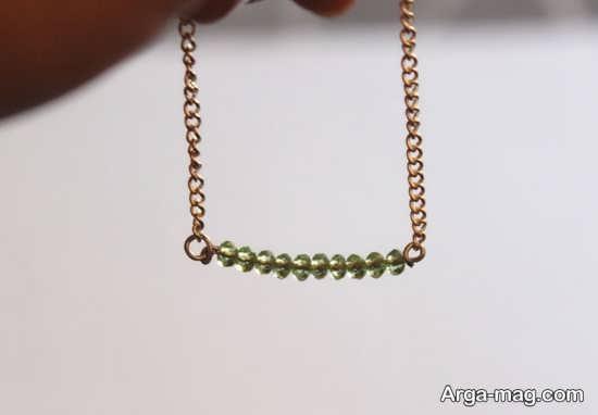 مراحل ساخت دستبند دخترانه