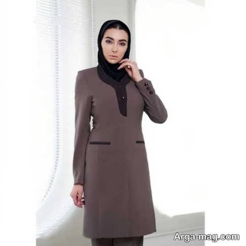 زیباترین مدل مانتو و شلوارهای اداری