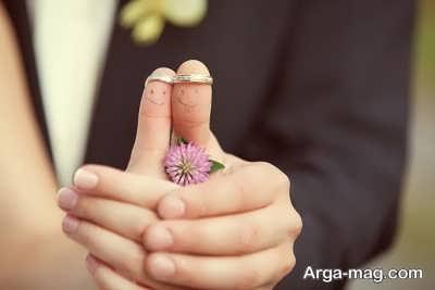 اس ام اس زیبا برای تبریک نامزدی