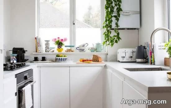 قشنگ ترین مدل کابینت آشپزخانه کوچک