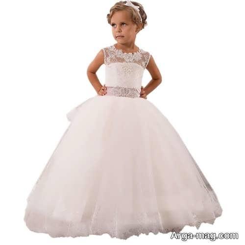 مدل لباس عروس شیک بچه گانه