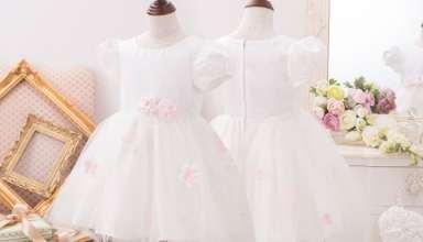 مدل لباس عروس دخترانه با جدیدترین طرح های مد سال
