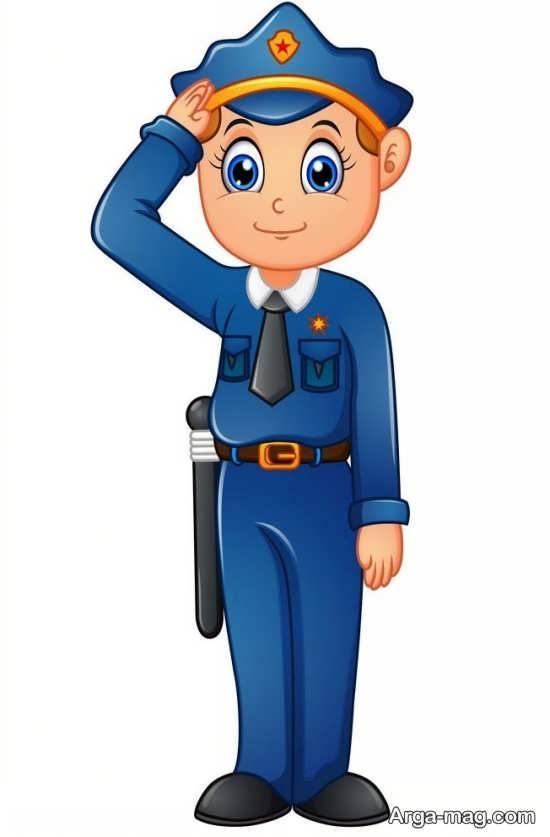 انواع طراحی پلیس کودکانه