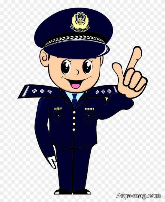جدیدترین رنگ آمیزی ها و طراحی پلیس