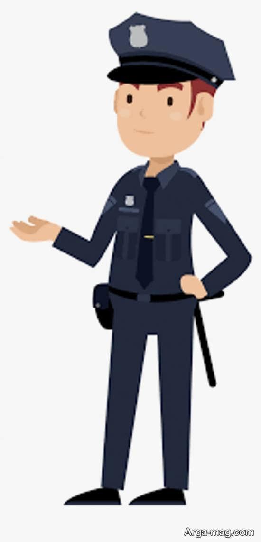 طراحی پلیس برای بچه ها