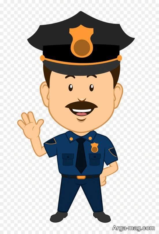 طراحی پلیس خارجی