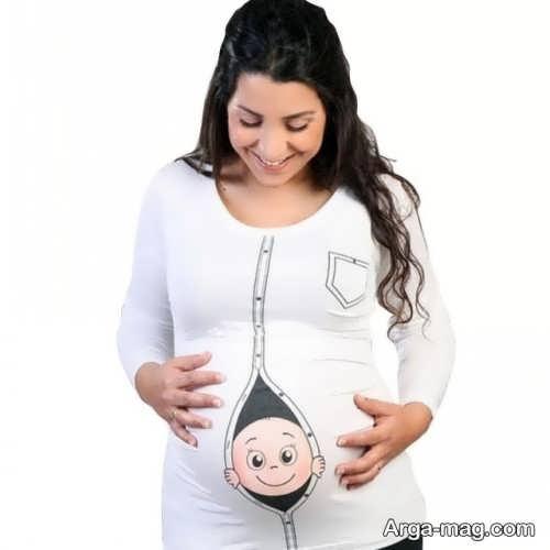 مدل تونیک شیک و فانتزی بارداری