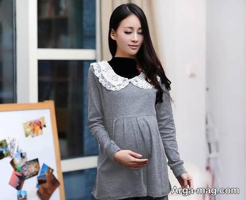 مدل تونیک زیبا و جذاب بارداری