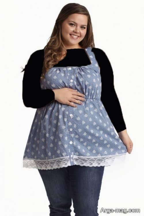 مدل لباس بارداری راحتی