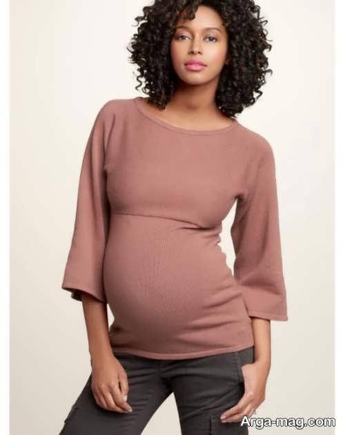 مدل بلوز بارداری
