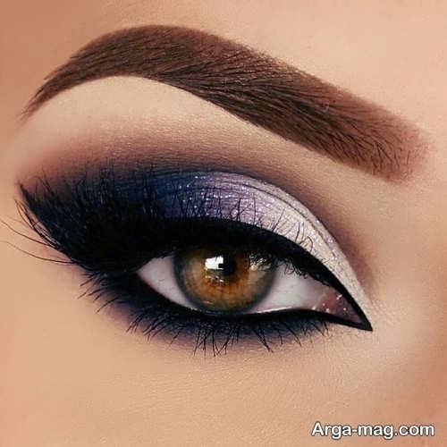مدل آرایش چشم حرفه ای