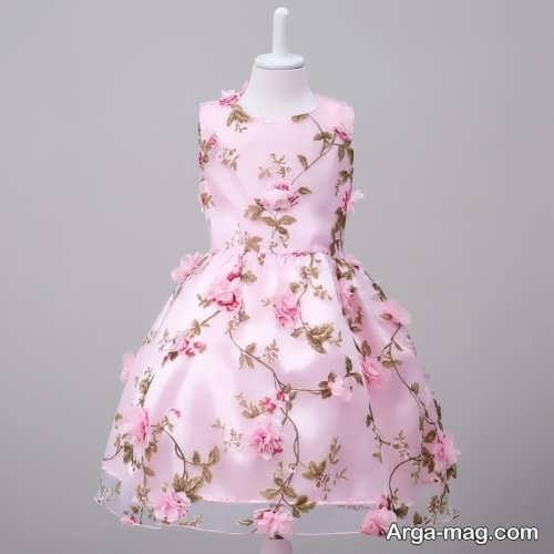 مدل لباس شبک و زیبا حریر