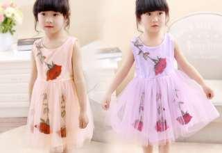مدل لباس حریر بچه گانه شیک و زیبا