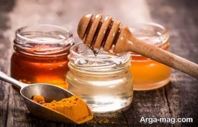 روش های درمان جوش صورت با عسل