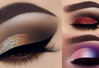 مدل آرایش چشم زنانه با جدیدترین متدها