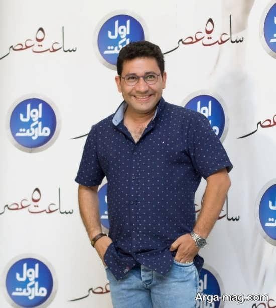 اولین فیلم سینمایی مهران مدیری