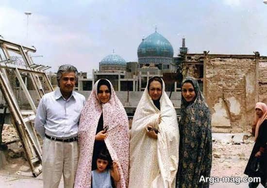 18 سال قبل نیکی کریمی و مریلا زارعی در کنار هم