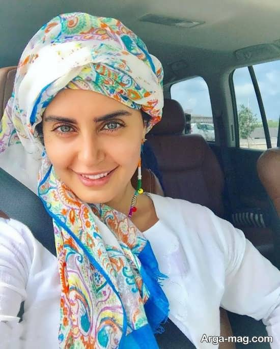مدلهای روسری بستن جدید