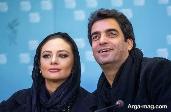 عکس های منوچهر هادی و همسرش یکتا ناصر