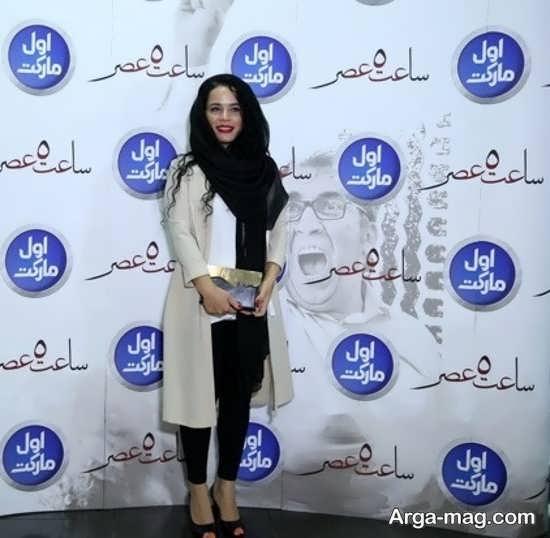 مدل مانتو ملیکا شریفی
