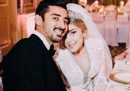 عکس های عروسی رضا قوچان نژاد
