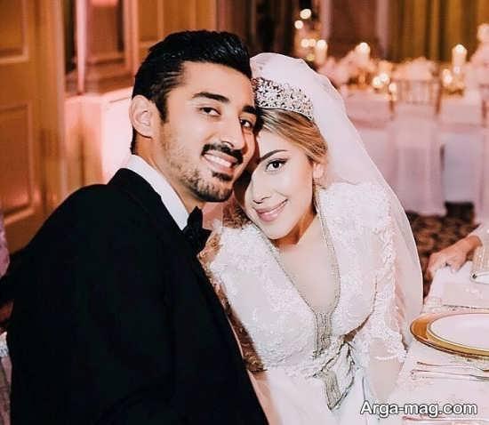 عکس رضا قوچان نزاد و همسرش در هلند