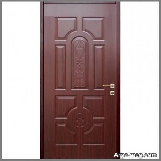 درب اتاق ملامینه با طرح جدید