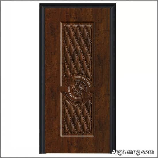 درب اتاق ملامینه با طرح مدرن