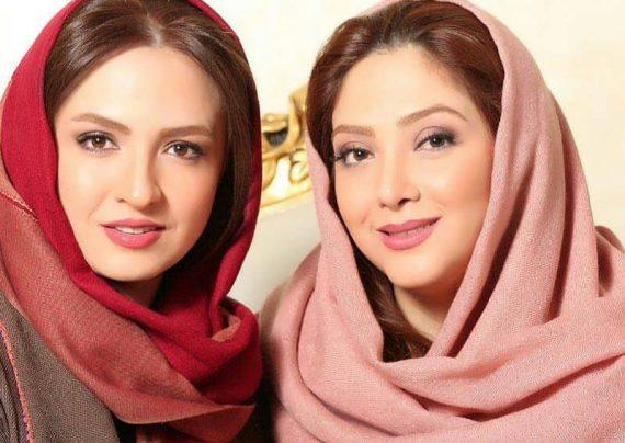 گلاره عباسی و مریم سلطانی