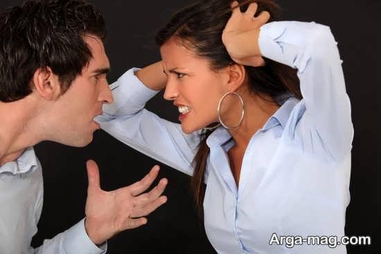 چگونه از داشت همسر بداخلاق خلاص شویم؟