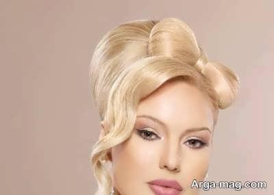 رنگ موی عروسکی