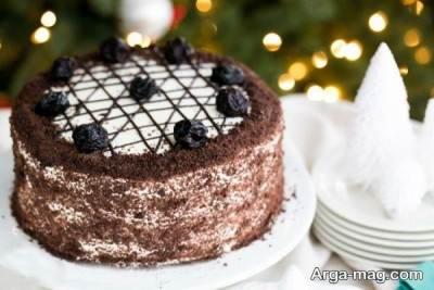 تهیه کیک عسلی