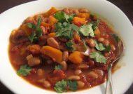 طرز تهیه خوراک لوبیا چیتی