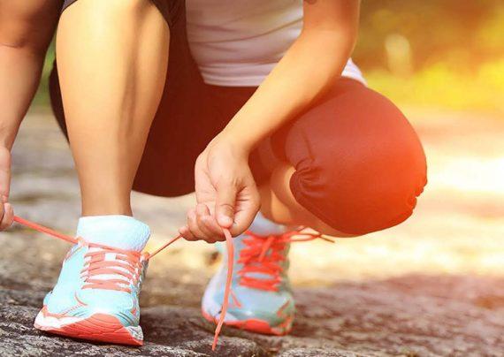 ورزش برای لاغری ران پا