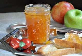 طرز تهیه مربای سیب و هویج