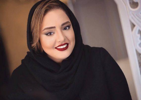 عکس جدید نرگس محمدی
