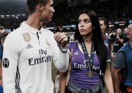 رونالدو و نامزدش