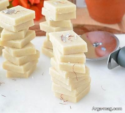 طرز تهیه شیرینی لوز
