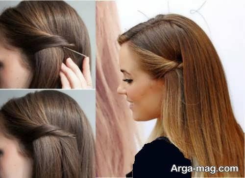 مدل موی جدید و جذاب برای عروسی