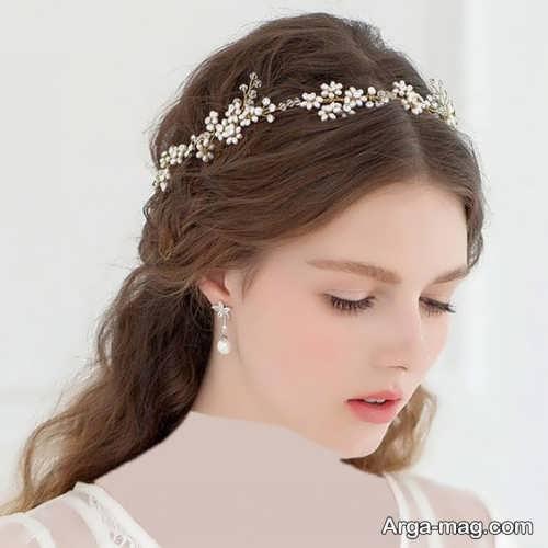 مدل موی باز برای عروسی