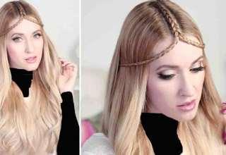 مدل موی ساده برای عروسی با جدیدترین متدها